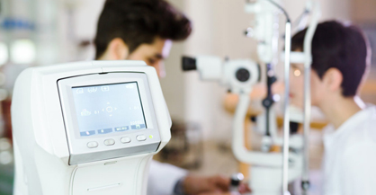 Glaucoma Evaluations and Laser Therapy